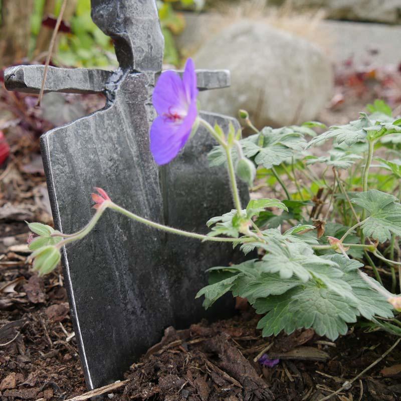 Gartengeräte-Spaten
